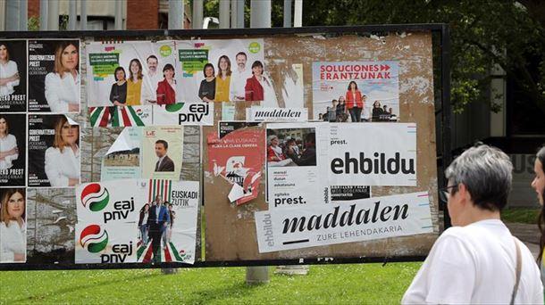 Bizkaia, Gipuzkoa y Álava acogen unas elecciones atípicas marcadas por la COVID-19