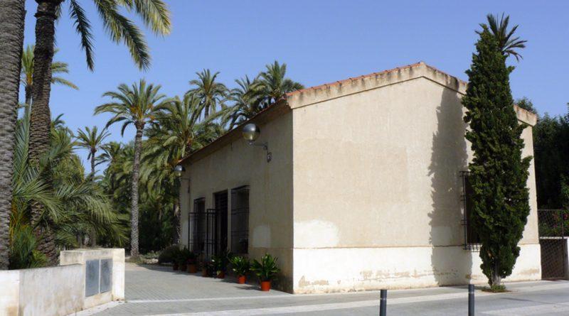 El Ayuntamiento de Elche cede la casa del huerto de la Tía Casimira a la Sociedad Venida de la Virgen