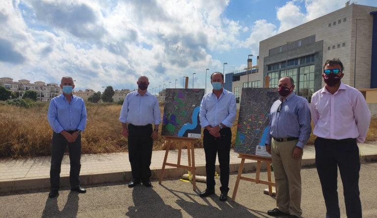 El Ayuntamiento de Orihuela pondrá a disposición de la Conselleria de Sanidad los terrenos para la construcción de un nuevo Centro de Salud en la costa