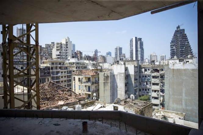 Desvelan las causas de la explosión en el puerto de Beirut