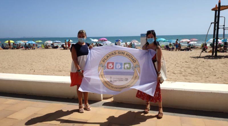 """El Patronato de Turismo se adhiere al proyecto-piloto para convertir a Urbanova-Saladares y La Almadraba en """"Playas sin humos"""""""