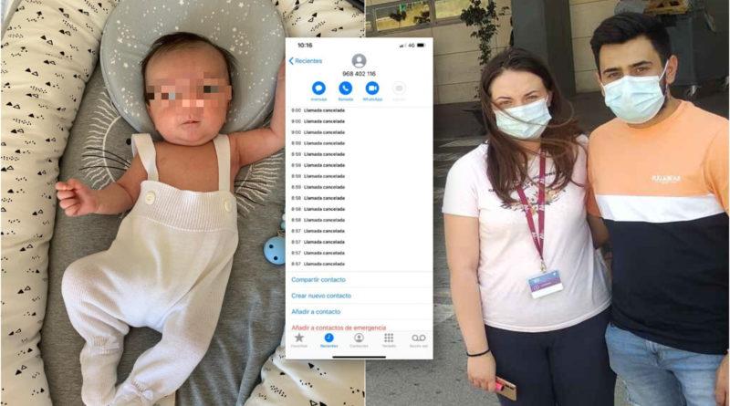 Muere Hugo, el bebé de Murcia cuyos padres llamaron 24 veces a la pediatra tras ser vacunado