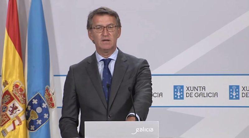 La Xunta acuerda mantener en el área de A Coruña las restricciones ya implantadas, intensificar el rastreo de casos y reforzar las medidas de control