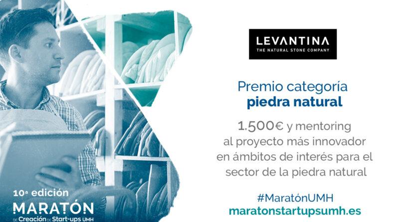 Levantina se une a la 10ª Maratón UMH para impulsar start-ups que innoven en ámbitos como la sostenibilidad o la eficiencia energética