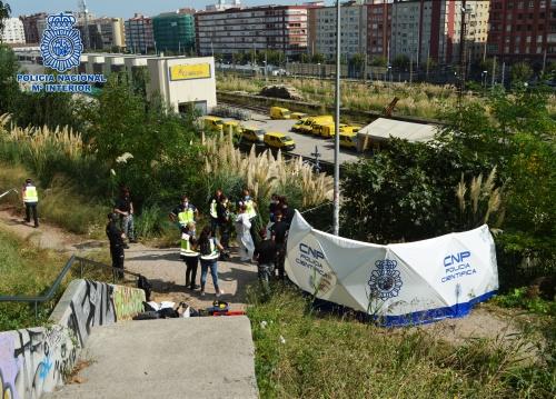 La Policía Nacional identifica los restos humanos hallados en Santander como los de la joven desaparecida el pasado agosto