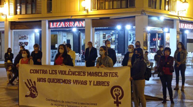 El Equipo de Gobierno de Elche apoya una nueva concentración contra la violencia machista