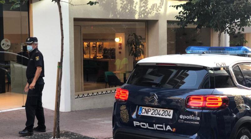 La Policía Nacional ha detenido a tres fugitivos de la Justicia en Benidorm