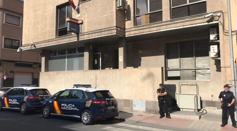 La Policía Nacional detiene a una persona integrante de un grupo organizado itinerante especializado en los robos en domicilio