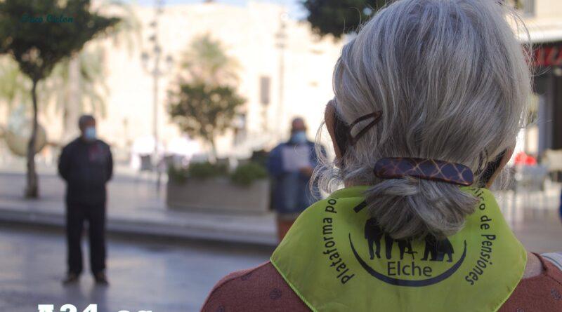 El 16 de Octubre del 2019, respondiendo a un llamamiento de la COESPE, decenas de miles de pensionistas nos manifestamos en Madrid
