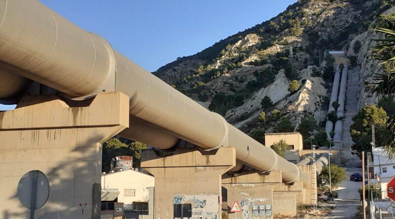 El Ayuntamiento de Elche ratifica su apoyo al Camp d'Elx presentando alegaciones contra la merma de recursos del Tajo