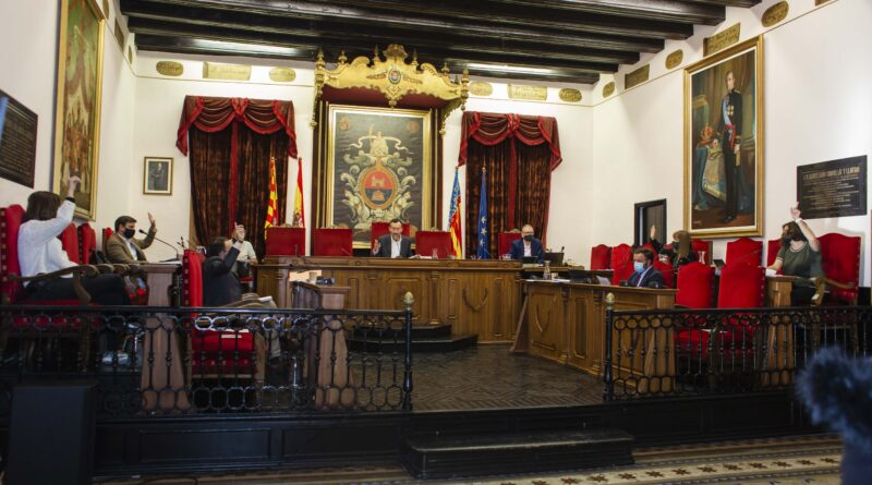 Rechazada en pleno la reprobación contra el alcalde de Elche propuesta por el PP