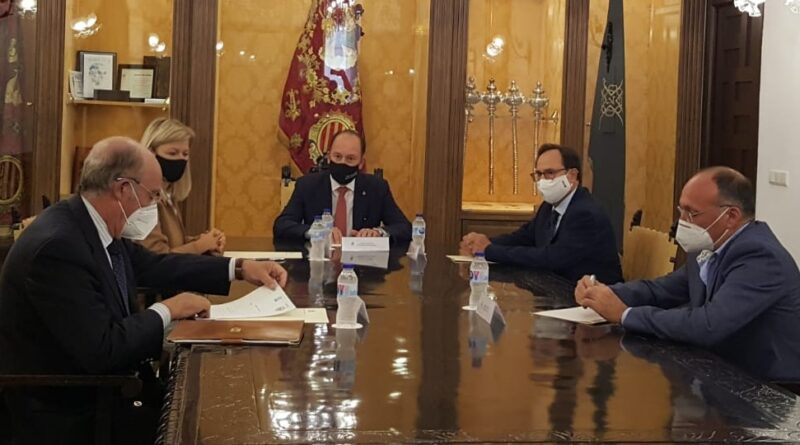 La Generalitat adquiere el Palacio de Justicia de Orihuela por 4,7 millones de euros