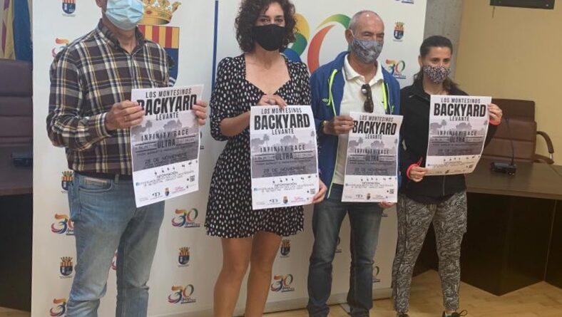Los Montesinos congregará el próximo 28 de noviembre a 60 participantes para disputar la carrera ULTRA BACKYARD