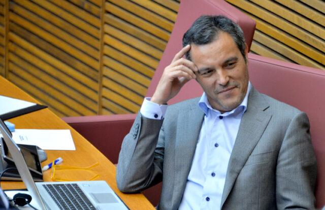 Francis Rubio, portavoz de Comercio y Consumo del PSPV-PSOE.
