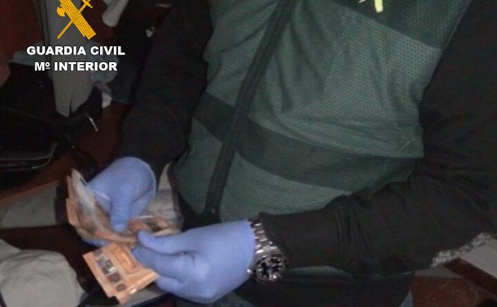 La Guardia Civil desarticula una organización dedicada a la trata de seres humanos con fines de explotación laboral