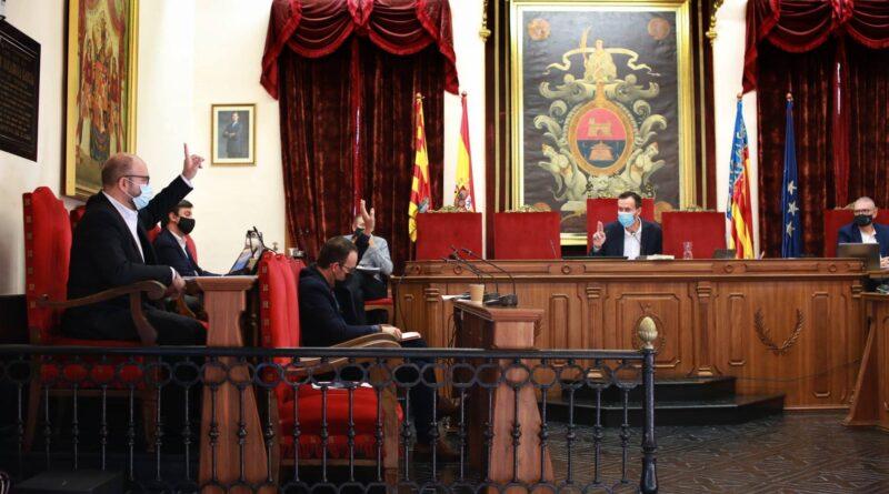 El Pleno del Ayuntamiento de Elche aprueba la delegación de competencias para la ampliación del colegio Rodolfo Tomás Samper de El Altet