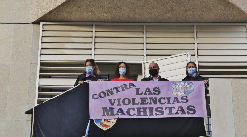 Torrevieja conmemora el Día Internacional de la Eliminación de la Violencia contra la Mujer