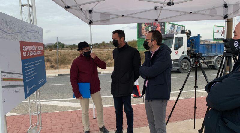 El Ayuntamiento de Elche transforma la Ronda Norte favoreciendo la ordenación paisajística y reduciendo sus costes de mantenimiento