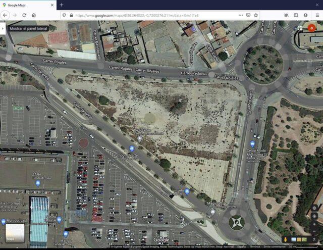 https://www.google.com/maps/@38.264022,-0.7200276,211m/data=!3m1!1e3