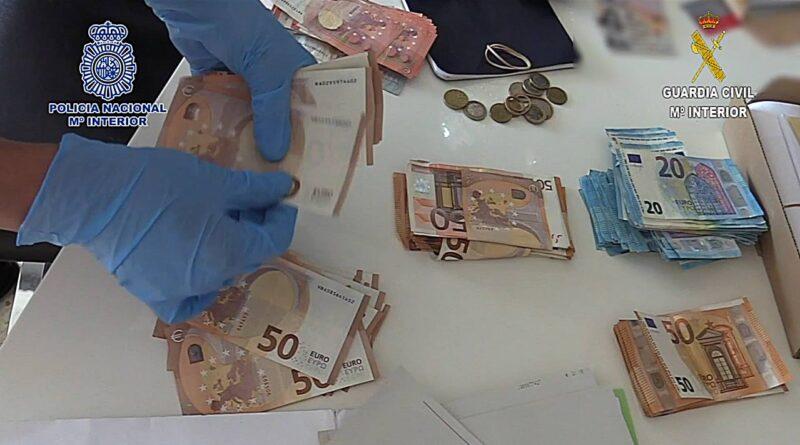 Desarticulada la principal Organización Criminal dedicada al tráfico de drogas en la Zona Norte de Alicante y en San Vicente del Raspeig