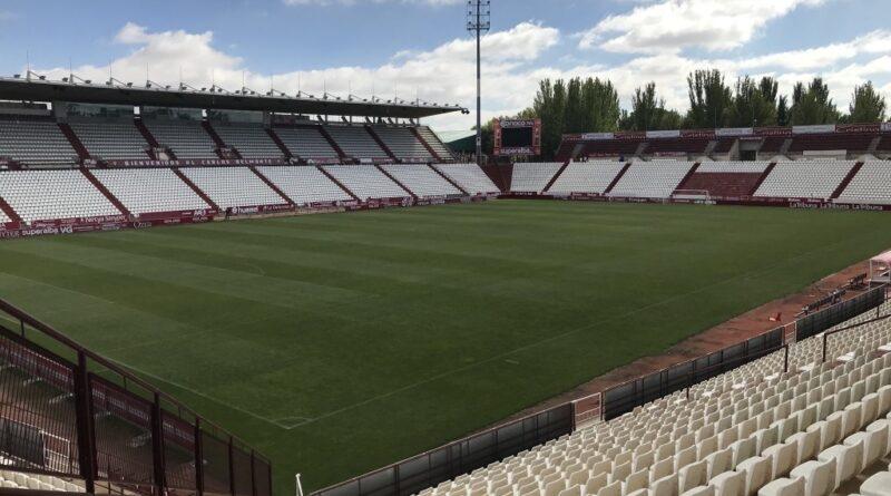 El Albacete Balompié tiene confianza en que el público pueda volver a los estadios ya sea se forma parcial o total