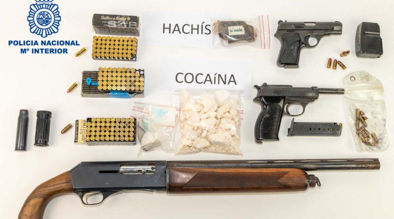 """Cinco detenidos por secuestrar a una persona para obligar a su hermano a """"cocinar"""" cocaína"""