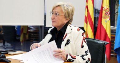 La consejera de Sanidad de la Comunidad Valenciana, Ana Barceló. (Foto. GVA)