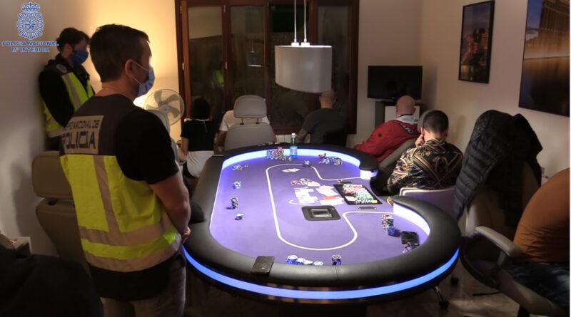 La Policía Nacional interviene en Palma de Mallorca una timba clandestina en la que se obtenían premios de hasta 120.000 euros