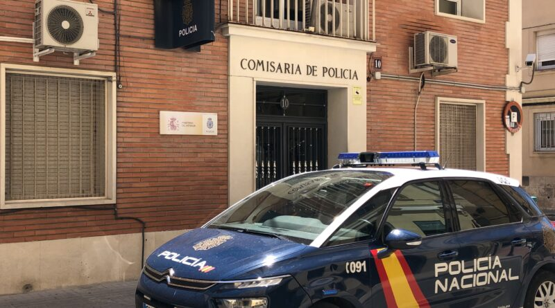 La Policía Nacional ha detenido en Alcoy al presunto agresor sexual que atacó a una menor en el portal de su domicilio
