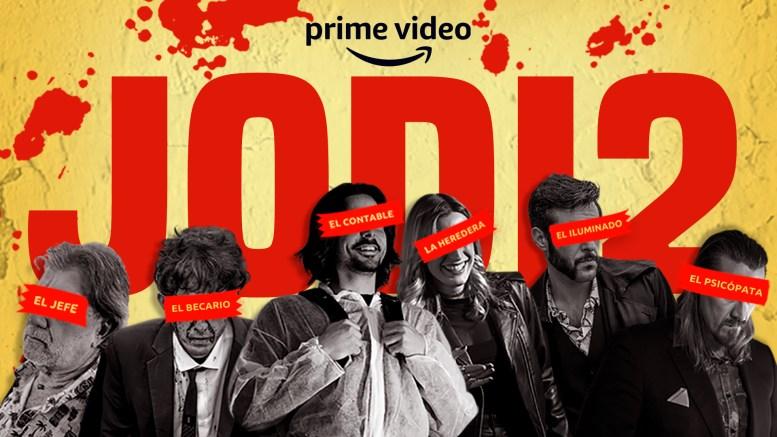 El campellero Carlos Giner, crea y protagoniza: JODI2, la nueva serie ya disponible en Amazon Prime Video