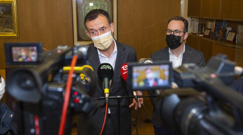 El Ayuntamiento de Elche habilita con carácter inmediato una primera partida de casi 2 millones de euros para ayudar a la hostelería frente a la crisis
