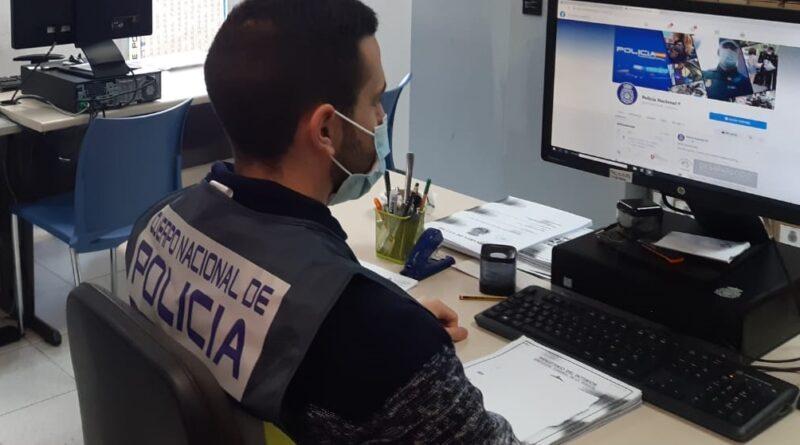 La Policía Nacional detiene a dos estafadores que engañaban a sus víctimas haciéndose pasar por técnicos de Microsoft