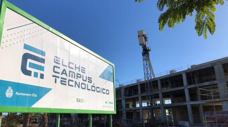 Pimesa aprueba descuentos para las empresas interesadas en instalarse en Elche Campus Tecnológico