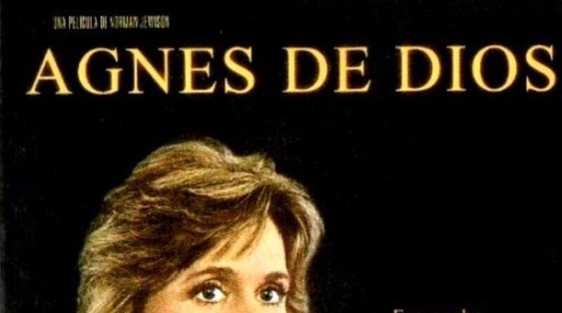 CINE Y LITERATURA | AGNES DE DIOS