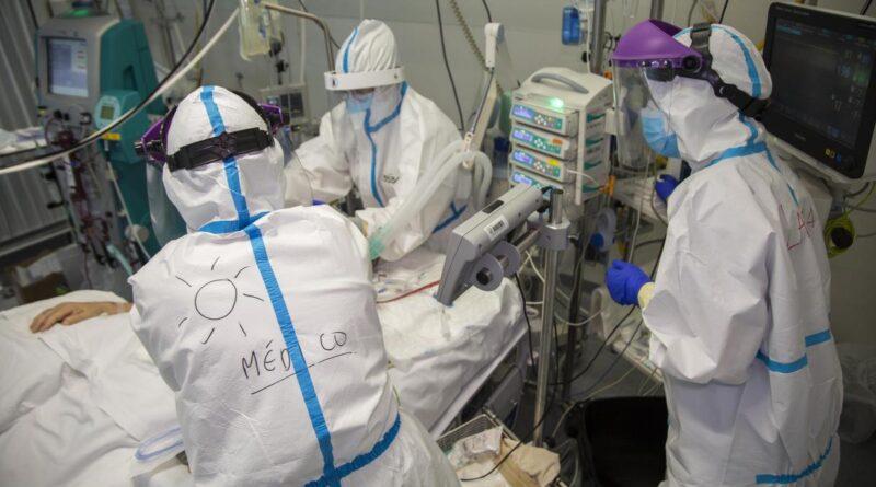 La Comunitat Valenciana ha registrado 2.482 nuevos casos de coronavirus y 6.812 altas