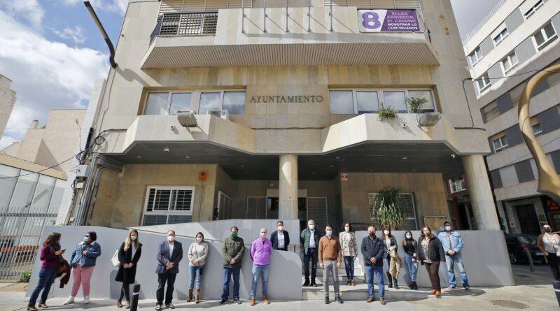 Comunicado de la Concejalía de Igualdad  de Torrevieja. 8 de marzo, Día Internacional de la Mujer
