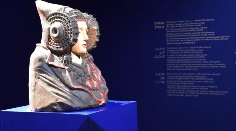"""Carlos González: """"La cesión temporal de la Dama de Elche supondrá una palanca para la recuperación del sector turístico"""
