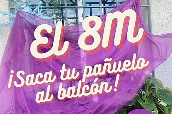 El alcalde de Elche pide un 8M reivindicativo, digital y masivo, con apoyo rotundo de los hombres
