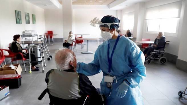 La Comunitat Valenciana es de las autonomías con menor porcentaje de defunciones en centros de personas mayores